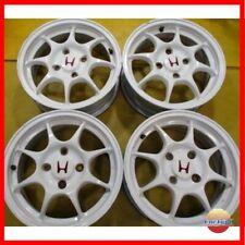 Final Salejdm Honda Acura Integra Type R Dc2 Db8 4x1143 15x6j Rims Wheels