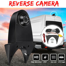 Top Mount Backup Rear View Reversing Camera NTSC CCD Lens VAN For Mercedes Benz
