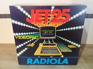 Console/Games « Radiola – Vidéopac Jet 25 25/04 » Mint
