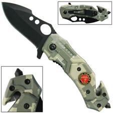 Desert Sniper Mini-Tactical Spring Assisted Knife