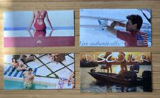 Envelopes Water Fun Handmade Heavyweight Paper Stationery 4 Piece Lot