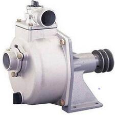 "1"" Ports WATER PUMP Belt Driven - 1,920 GPH Self-Priming - Cast Iron Impeller"