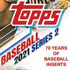 2021 Topps Series 2 - 70 Years of Topps Baseball Inserts - You Pick