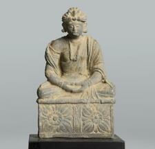 Buddhist Gandhara Bodisattva in Dhyanamudra