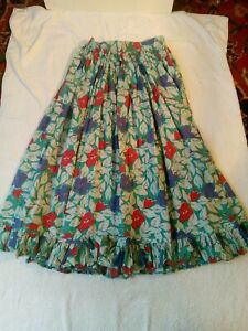 Vintage Laura Ashley Skirt 80s size 10