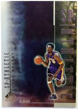 1999-00 Upper Deck SP Authentic Athletic Kobe Bryant #A8, Insert, Lakers