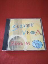 SUZANNE VEGA -  Live In Zürich 1993