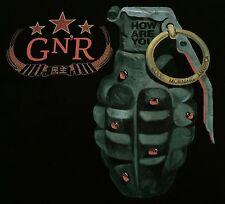 Gun N Roses How Are You? Good Morning America Grenade Men's XL Shirt
