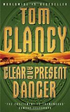 Clear and Present Danger,Tom Clancy
