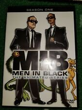 New listing Men In Black Animated Series Cartoon Mib Season One 1 Dvd