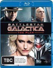 Battlestar Galactica - The Plan (Blu-ray, Sci-fi, 2009)