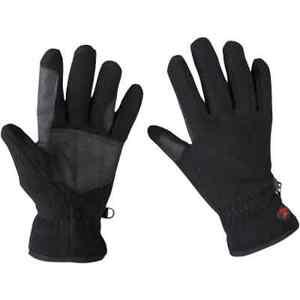 Fleece gloves - For horse riding or yard work, warm fleece.