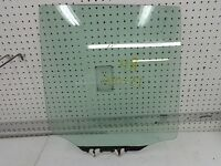 Saturn VUE Door Glass Window Right Rear Passenger Side 03 02