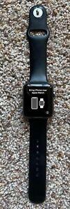 Apple Watch Series 2 Aluminum GPS - 42mm Space Gray