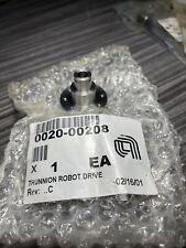 0020 00208 Shafttrunnion Robot Drv Applied Materials Amat
