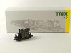 """»TRIX 22721 DC H0 · DAMPFLOKOMOTIVE """"GLASKASTEN"""" BR PtL 2/2 · OVP«#1"""