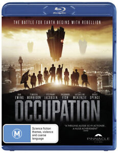 OCCUPATION (2018) (2018) [NEW BLURAY]