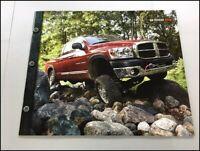 2008 Dodge Ram Truck 38-page Original Sales Brochure Catalog