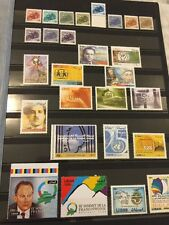 Lebanon Stamps 2000 2012 Full Years Lot All MNH Lowest Source Liban Complete Set