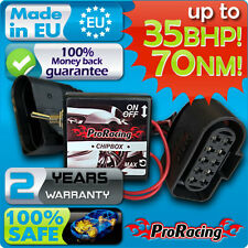 Performance Chip Tuning Box VW CADDY 1.9 TDI + 35 BHP 90 BHP 66 kW Power Box