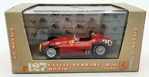 EBOND Modellino Lancia - Ferrari D50 HP 270 1956 R 127 Scala 1:43 S038.