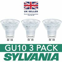 3 Pack LED GU10 Lamp Lightbulbs Energy Saving 5W Spotlight Downlight Light Bulb