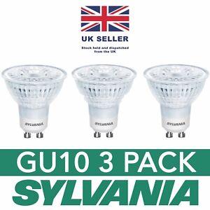 3 Pack LED GU10 Lamp Lightbulbs Energy Saving 5W Spotlight Downlight Light Bulb