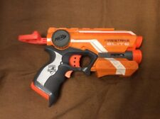 Nerf N Strike Elite Firestrike Orange / Red Light Beam Targeting