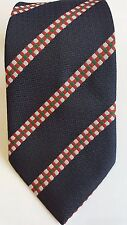 Regimental Tie Polyester Jacquard KINGS OWN SCOTTISH BORDERERS (KOSB)