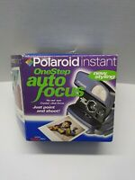 Polaroid Instant One Step Auto Focus Camera Point and Shoot New Style