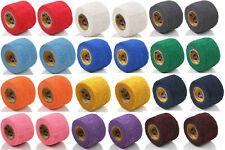 "Howies Hockey Power Grip Tape - 2 Rolls of 1.5""x5 Yard Grip Tape Various Colors"