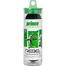 ~3 Pack Prince Rebel Professional Squash Ball Balls NEW