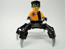 Lego Figur Agents Spy Clops agt014 Set 8635 schwarze Beine