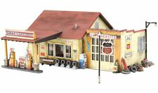 Woodland Scenics N PF5203 Sonny's Super Service Pre-Fab Building Kit. New