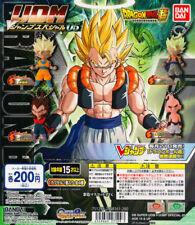 Dragon Ball Super UDM V Jump Special 05 Gashapon Goku Vegeta Gogeta Buu Set 4pcs