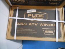 PURE POLARIS 2.5ci WARN WINCH 28785952 W/MTG, PRE-WIRE 2005-2010 SPORTSMAN ATV