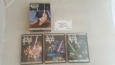 Star Wars Trilogy - original - Widescreen DVD - Very Good Condition Overall