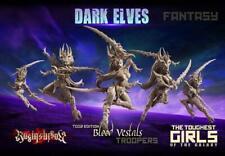 Raging Heroes Blood Vestals Troops Fantasy