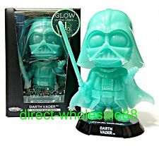 Hot Toys Star Wars Darth vader Cosbaby glow in the dark Cosbabys
