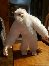 "Gi Joe Search of the Yeti 2002 Abominable Snowman Monster 12"" Hasbro"