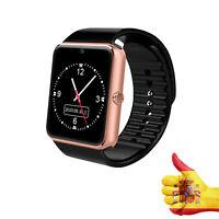 Reloj Inteligente Smartwatch Unotec Simone Smartwatch Bluetooth Dorado Rosa podó