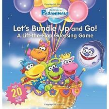 Pajanimals: Let's Bundle Up and Go!: A Lift-the-Flap Guessing Game by Running...