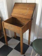 Wooden Australian Original Antique Desks