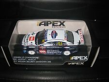 1/43 APEX HOLDEN VF COMMODORE 2017 SANDOWN RETRO LIVERY MOFFAT MUSCAT GRM #34