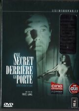 SECRET DERRIERE LA PORTE (LE) NEUF DVD REGION 2/ZONE 2 COLLECTOR 2 DVD