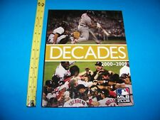 "Baseball  ""Decades 2000 - 2009""   MLB Insiders Club Book   2009"