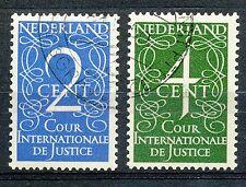Nederland Dienst 25 - 26 gestempeld (3)