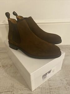Russell And Bromley Mens Chelsea Boots Size 7.5