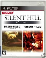 Used PS3 Silent Hill HD Collection SONY PLAYSTATION 3 JAPAN JAPANESE IMPORT