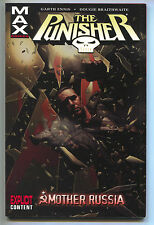 Punisher Max 3 TPB 2013 NM 13 14 15 16 17 18 Mother Russia Garth Ennis